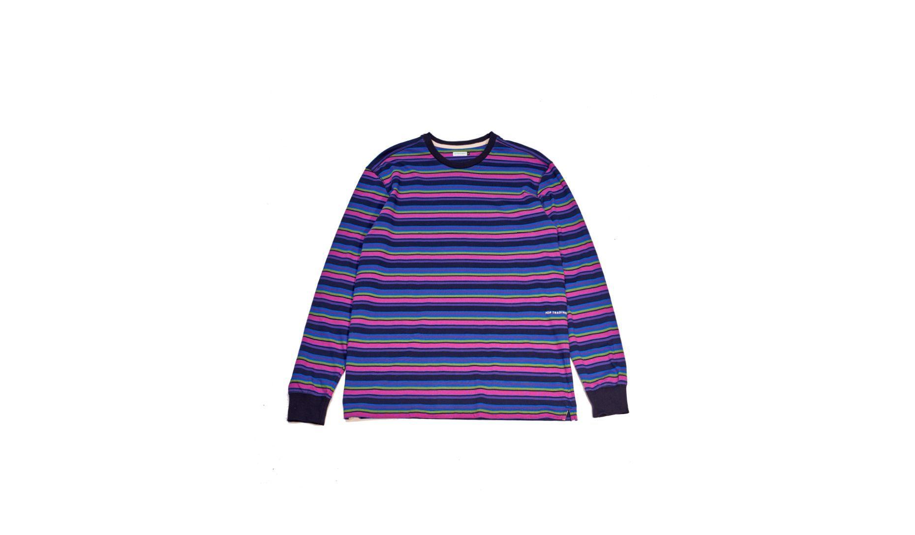 pop-trading-company-ss17-multistripe-longsleeve-purple
