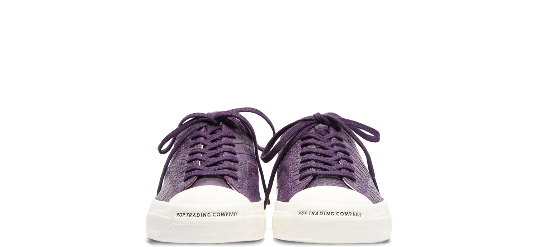 Pop-trading-company-converse-dragonskin-ox-dark-purple-3